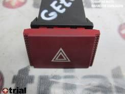 Кнопка аварийной сигнализации Hyundai,Hyundai Getz,Getz, передний