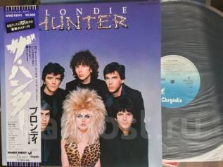 NEW WAVE! Блонди / Blondie - Hunter - JP LP 1982 виниловая пластинка