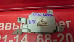Блок управления автоматом Nissan Primera TP12 QR20DE 31036AU000 31036 8N000