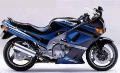 Kawasaki ZZR 400 1. 400 куб. см., исправен, без птс, без пробега