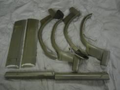 Обвес кузова аэродинамический. Suzuki Escudo, TA11W, TA01W