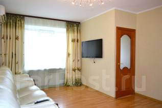 2-комнатная, улица Ким Ю Чена 10. Центральный, 58 кв.м. Комната