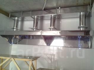 Проектирование, монтаж систем вентиляции.