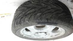 Продам колёса с летней резиной R15. x15 5x100.00