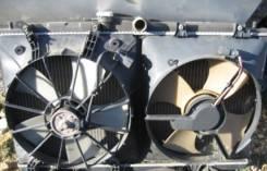 Радиатор охлаждения двигателя. Honda Inspire, UA4, UA5