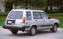 Toyota Tercel. AL25, 3A