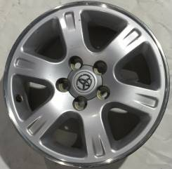 Toyota. 6.5x16, 5x114.30, ET53, ЦО 58,0мм.