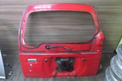 Дверь багажника. Daihatsu Terios Kid