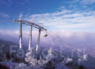Южная Корея. Сеул. Горнолыжный тур. Мужской праздник на лыжах в Корее (авиа). Последний заезд в сезоне!