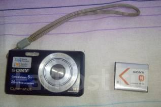Sony Cyber-shot DSC-W520. 10 - 14.9 Мп, зум: 5х