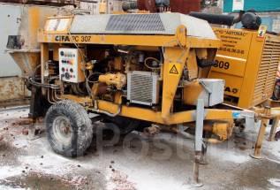 Cifa. Продам бетононасос CIFA 307, 2007 год, 2 700 куб. см., 98 м.