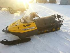 BRP Ski-Doo Skandic SWT 550. исправен, без птс, с пробегом. Под заказ