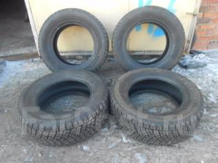 Bridgestone Blizzak DM-Z3. Зимние, без шипов, 2008 год, износ: 30%, 4 шт