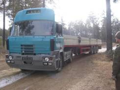 Tatra T815. Продается седельный тягач, 13 000куб. см., 30 000кг., 4x4