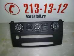 Блок управления климат-контролем. BMW 5-Series, E60, E61 Двигатели: M57TUD30, M57D30UL, M57D30TOP, N52B25UL
