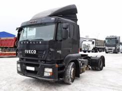 Iveco Stralis. Седельный тягач AT440 S42TX 2009 г/в, 10 308 куб. см., 11 500 кг.
