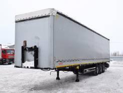 Kogel SN24. Шторно-бортовой полуприцеп 2012г/в, 28 500 кг.