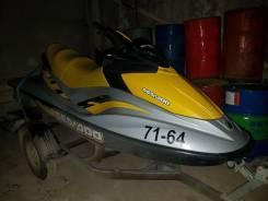 BRP GTI. 155,00л.с., Год: 2007 год