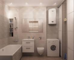 Уютная Ванная Комната за 20 дней