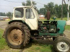 ЮМЗ 6. Трактор ЮМЗ-6