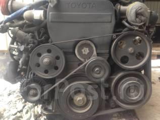 Двигатель. Toyota Mark II, JZX90 Двигатель 1JZGTE