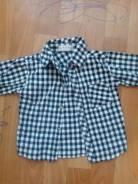 Рубашки. Рост: 74-80, 80-86, 86-98 см