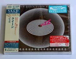 Queen / Jazz Japan SHM-SACD Limited Pressing Out Of Print