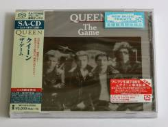 Queen / The Game Japan SHM-SACD Limited Pressing Out Of Print