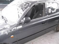 Направляющая стекла двери Hyundai Accent