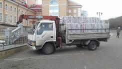 Mitsubishi Canter. Продается грузовик с манипулятором MMC Кантер 1993 г. , 3 600 куб. см., 2 500 кг.