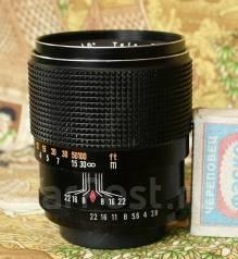 Серия М42 : объектив Raynox 135mm 1:2,8. диаметр фильтра 58 мм