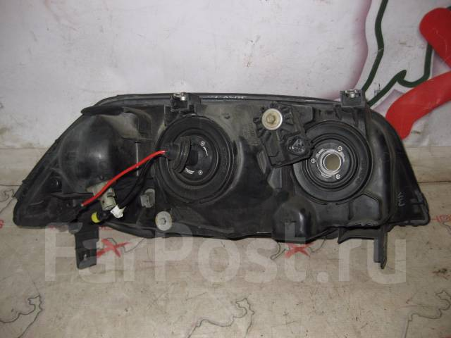 Фара. Acura MDX Honda MDX, YD1 Двигатель J35A