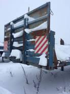 Нефаз. Продается полуприцеп грузовой, 20 000 кг.