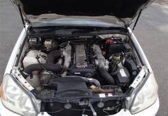 СВАП 1jz-gte vvt-i jzx110 мех. дроссель+акпп. Toyota Cresta Toyota Mark II, JZX110 Toyota Chaser Двигатель 1JZGTE