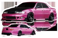 Обвес кузова аэродинамический. Toyota Origin Toyota Chaser. Под заказ