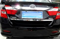 Накладка крышки багажника. Toyota Camry, ACV51, ASV51