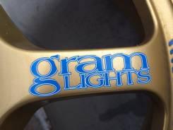 RAYS Gram Lights. 7.5x17, 5x100.00, ET48