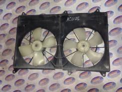 Вентилятор охлаждения радиатора. Toyota Kluger