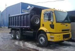 Ford Cargo. Самосвал ford cargo 4136m dc, 11 000куб. см., 40 000кг., 6x4
