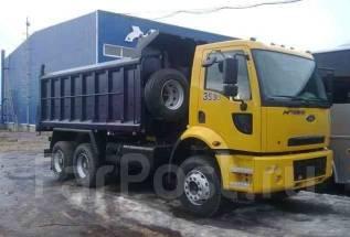 Ford Cargo. Самосвал ford cargo 4136m dc, 11 000куб. см., 40 000кг.