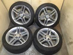 Mercedes. 7.5/8.5x17, 5x120.00, ET47/58, ЦО 66,6мм.