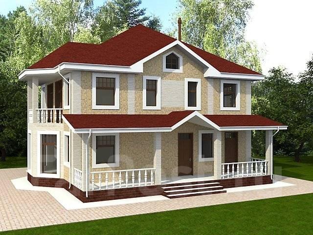 Архитектурный проект Вашего загородного дома. От 20т. р.