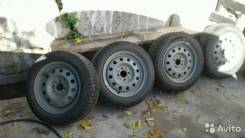 Комплек колес на ВАЗ 4x98 r14 Kama Evro 185/60. 5.5x14 4x98.00