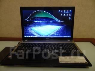 """Acer Aspire V3-551G. 15.6"""", 1 900,0ГГц, ОЗУ 6144 МБ, диск 500 Гб, WiFi, Bluetooth, аккумулятор на 3 ч."""