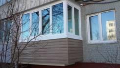 Остекление балконов и лоджий. ИП Третьяков А. А.