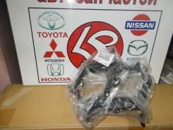 Кронштейн компрессора пневмоподвески. Original. New. Prado121/GX470. 48911-60020