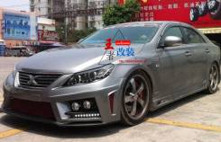 Обвес кузова аэродинамический. Toyota Mark X, GRX133, GRX130, GRX135. Под заказ