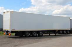 Kogel SPKH24, 2016. Мебельный изотермический полуприцеп Kogel SPKH24, 28 047 кг.