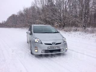 Toyota Prius. вариатор, передний, 1.8 (99 л.с.), бензин, 130 тыс. км