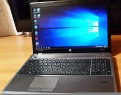 "HP ProBook. 15.6"", 2,5ГГц, ОЗУ 6144 МБ, диск 640 Гб, WiFi, Bluetooth, аккумулятор на 7 ч."